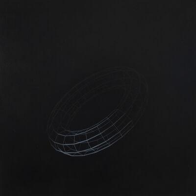 Nicola Verlato, 'Black Square', 2020