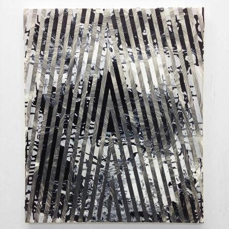 Wayne Adams, 'Double Positive (DPBW1)', 2016