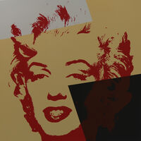 Andy Warhol, 'Golden Marilyn 11.44', 1967 printed later