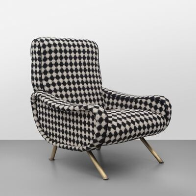 Marco Zanuso, 'A 'Lady' armchair', 1951