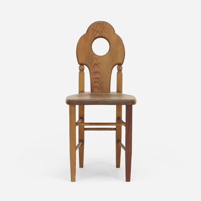 Richard Riemerschmid, 'chair', c. 1905