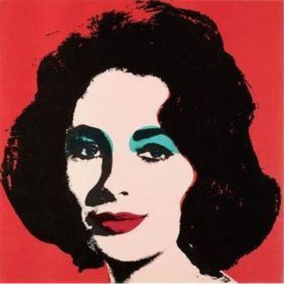 Andy Warhol, 'Liz (F. & S. II.7)', 1963