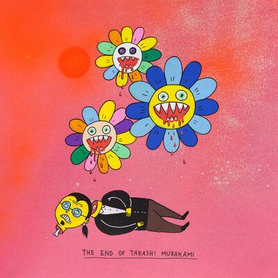Laurina Paperina, 'The End of Takashi Murakami', 2014