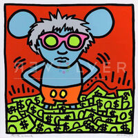 Andy Warhol, 'Andy Mouse (Dollar Bills)', 1986