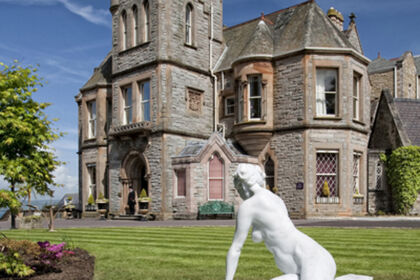 Art at the Culloden Estate and Spa
