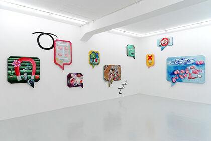 Klodin Erb: Babel & Bubbles – Paintings.