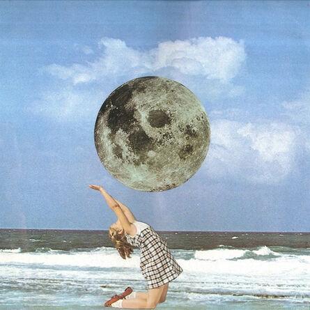 Morgan Jesse Lappin, 'Little Luna at The Beach', 2016