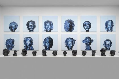 George Condo - Expanded Portraits