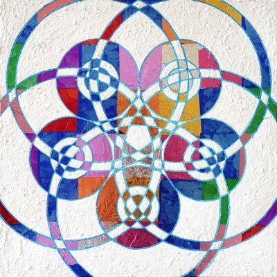 Kyle Andrew Szpyrka, 'Unity In Color 5-1', 2021