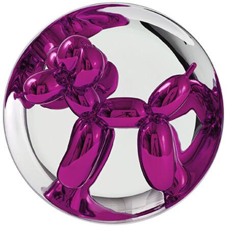 Jeff Koons, 'Balloon Dog '