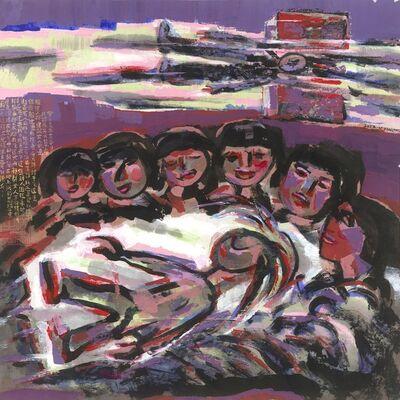 Chen Haiyan 陈海燕, 'Flying', 2012