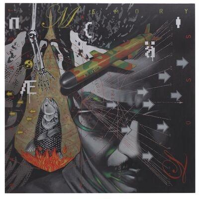 Baiju Parthan, 'Blast Memory Loss', 2014