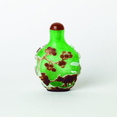 Myungsook Yun, 'Snuff Bottle', 2014