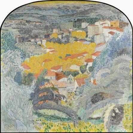 Pierre Bonnard, 'Vue du Cannet (View of Cannet)', 1927