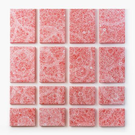 Tao Stein, 'Wall 3_Quadrant 1_bottom left', 2015