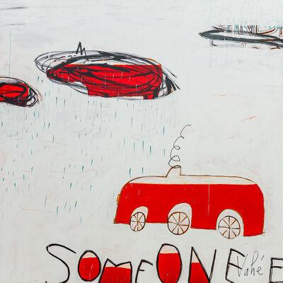 Vahe Berberian, 'Someone', 2015
