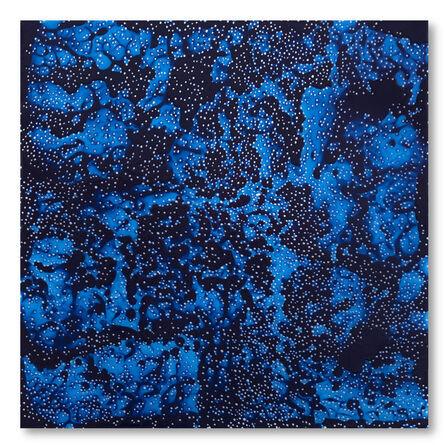 René Treviño, 'Star Field (Ultra-Marine)', 2019