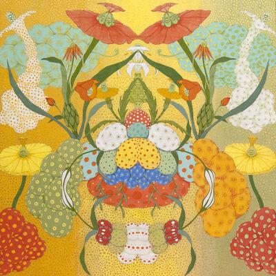 Mari Ito, 'Origen del deseo - Arcoíris amarillo', 2018