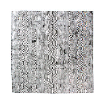 Andre Mirzaian, 'Large Block Wood Print (grd)', 2015