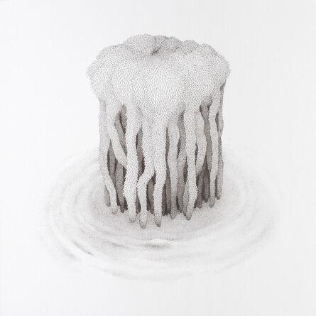 Min Jungyeon, 'Mousse blanche 2', 2012