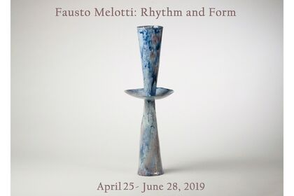Fausto Melotti: Rhythm and Form