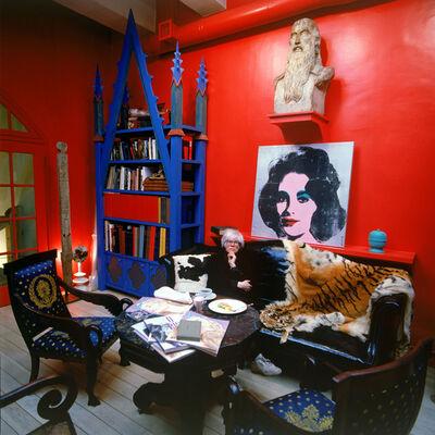 Tseng Kwong Chi, 'Andy Warhol (New York)', ca. 1986