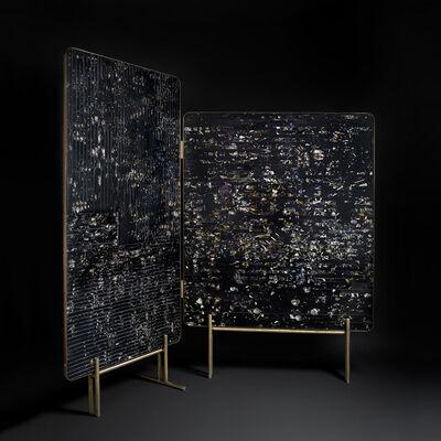 Marcin Rusak, 'Flora Screen', 2017