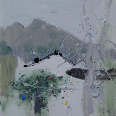 Jin Jie 金捷, 'Vine On The Wall 墙伴缠藤', 2015