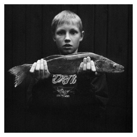 Roman Franc, 'Brother 2', 2009