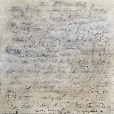 Howard Silberthau, 'Writings [White]', 2016