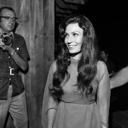 Henry Horenstein, 'Loretta Lynn, Annapolis, MD ', 1975