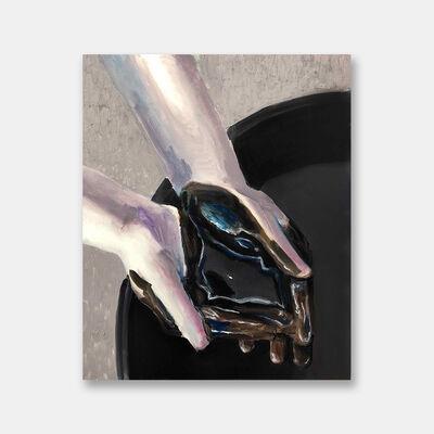 Tomas Harker, 'Washing Hands', 2019