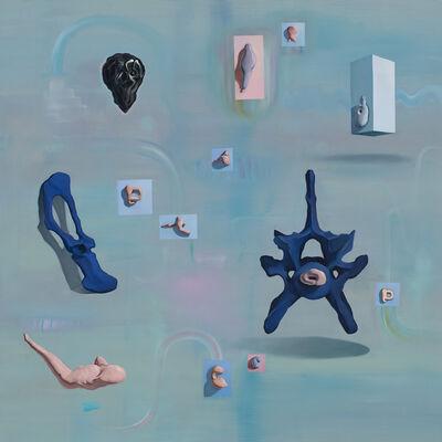 Adam Gunn, 'Sometimes I Forget What I Am', 2014