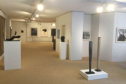 Artistes de la Galerie et présence de Giuseppe Gavazzi
