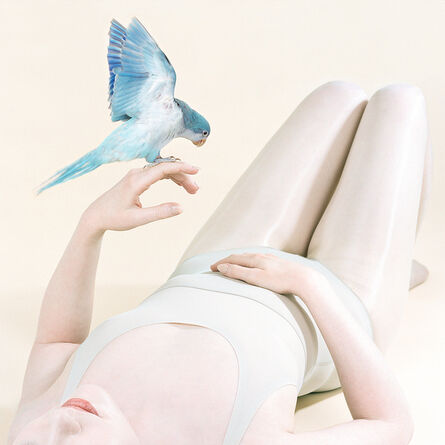 Petrina Hicks, 'Blue Bird ', 2018
