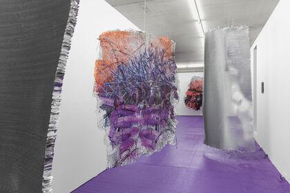 PIPELINES MASHUPS Solo Exhibition by Estrid Lutz