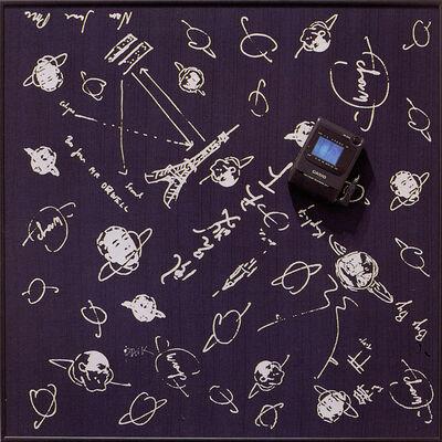 Nam June Paik, 'Satellite', 1995