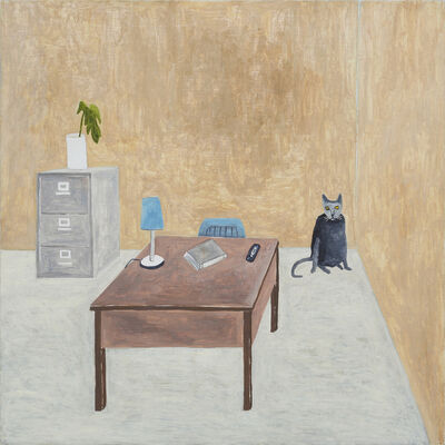 Noel McKenna, 'Office Cat'