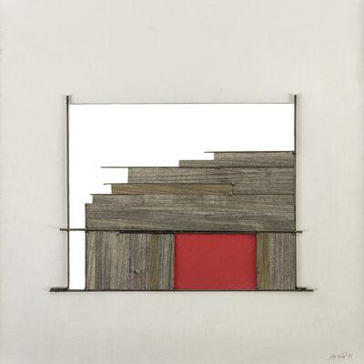 Giuseppe Uncini, 'Untitled (Teatrino piccolo)', 1996