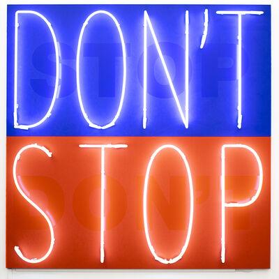 Deborah Kass, 'Don't Stop', 2019
