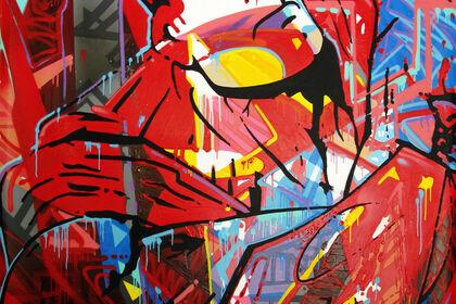 Jessie Armand at Galería Mónica Saucedo
