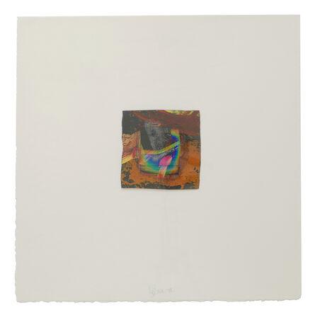 Larry Bell, 'New Fraction #29', 2002
