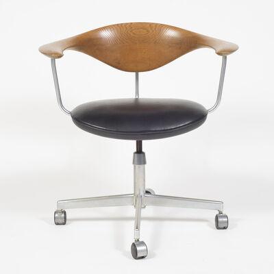Hans Jørgensen Wegner, 'Oak Swivel Chair', 1955