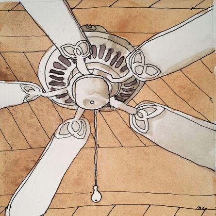 Mary Lawler, 'Ceiling Fan', 2017