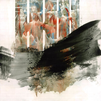 Pierre-Yves Girard, 'Accord de promiscuité', 2019