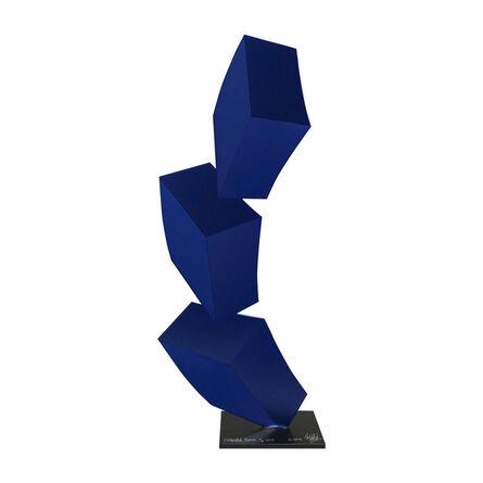 Rafael Barrios, 'Dislocated Curve', 2017