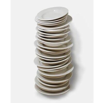 Robert Therrien, 'China Plates', 1993