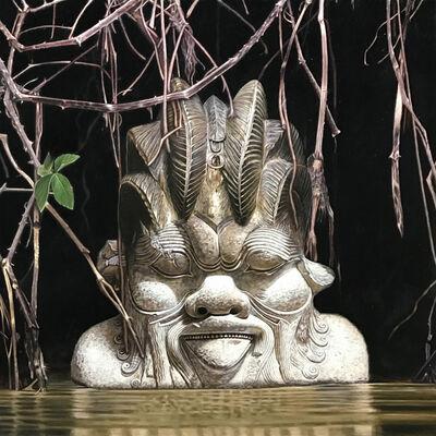 Kajahl, 'Aquatic / Submerged VI', 2017