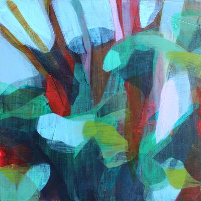 Katherine Sandoz, '(Bermuda Studies) Banyan', 2017