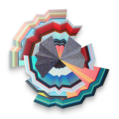 Laura Payne, 'Untitled 31 (Radial Series)', 2021